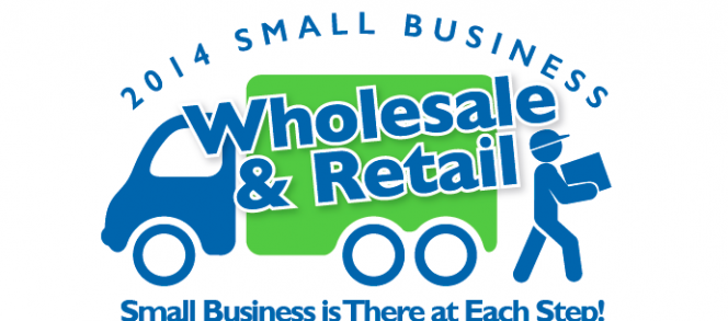 SCORE's Infographic – Wholesale & Retail Businesses