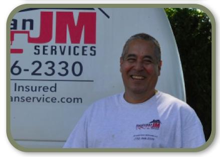 Jaime Serrano, Handyman