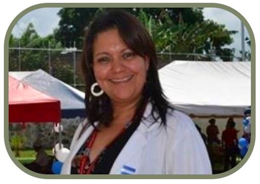 Claudia Garcia, Doctora